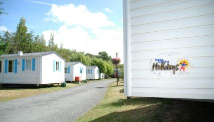 Mobile-homes Camping Pas Opton